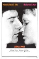 John and Mary - Movie Poster (xs thumbnail)