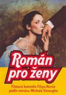 Román pro zeny - Czech Movie Cover (xs thumbnail)