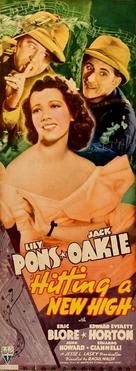 Hitting a New High - Movie Poster (xs thumbnail)