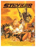 Stryker - French Movie Poster (xs thumbnail)