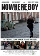 Nowhere Boy - Dutch Movie Poster (xs thumbnail)