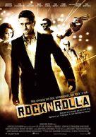 RocknRolla - Greek Movie Poster (xs thumbnail)