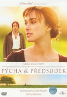 Pride & Prejudice - Czech Movie Poster (xs thumbnail)
