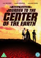 Journey to the Center of the Earth - British DVD cover (xs thumbnail)