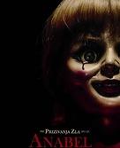 Annabelle - Serbian Movie Poster (xs thumbnail)