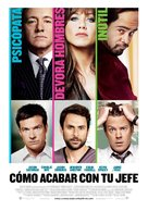 Horrible Bosses - Spanish Movie Poster (xs thumbnail)
