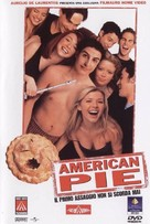 American Pie - Italian Movie Cover (xs thumbnail)