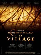 The Village - French Movie Poster (xs thumbnail)