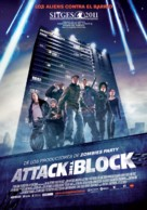 Attack the Block - Spanish Movie Poster (xs thumbnail)