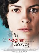 Thérèse Desqueyroux - Turkish Movie Poster (xs thumbnail)