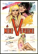 Salut les copines - Italian Movie Poster (xs thumbnail)