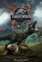 Jurassic World Fallen Kingdom - Brazilian Movie Poster (xs thumbnail)