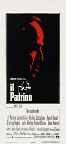 The Godfather - Italian Movie Poster (xs thumbnail)
