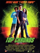 Clockstoppers - French Movie Poster (xs thumbnail)
