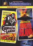 Misterio en la isla de los monstruos - DVD cover (xs thumbnail)