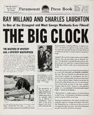 The Big Clock - poster (xs thumbnail)