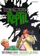 The Reptile - German Movie Poster (xs thumbnail)
