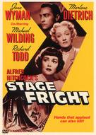 Stage Fright - DVD cover (xs thumbnail)