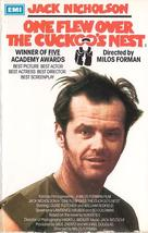 One Flew Over the Cuckoo's Nest - British Movie Poster (xs thumbnail)