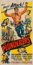 The Plunderers - Movie Poster (xs thumbnail)