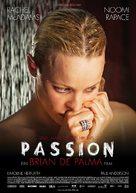 Passion - German Movie Poster (xs thumbnail)