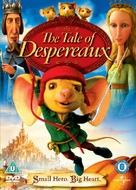 The Tale of Despereaux - British DVD movie cover (xs thumbnail)