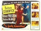 The Lady Gambles - Movie Poster (xs thumbnail)