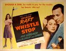 Whistle Stop - Movie Poster (xs thumbnail)