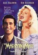 The Marrying Man - DVD movie cover (xs thumbnail)