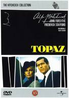 Topaz - Danish DVD cover (xs thumbnail)
