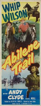 Abilene Trail - Movie Poster (xs thumbnail)