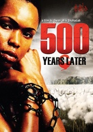 500 Years Later - DVD movie cover (xs thumbnail)