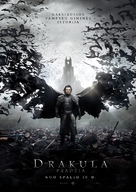 Dracula Untold - Lithuanian Movie Poster (xs thumbnail)