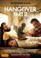 The Hangover Part II - Australian Movie Poster (xs thumbnail)