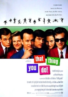 That Thing You Do - German Movie Poster (xs thumbnail)