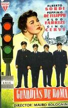Guardia, guardia scelta, brigadiere e maresciallo - Spanish Movie Poster (xs thumbnail)
