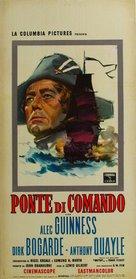 H.M.S. Defiant - Italian Movie Poster (xs thumbnail)