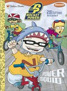 """Rocket Power"" - DVD cover (xs thumbnail)"