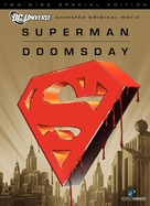 Superman: Doomsday - Movie Cover (xs thumbnail)