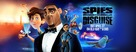 Spies in Disguise - Video release movie poster (xs thumbnail)
