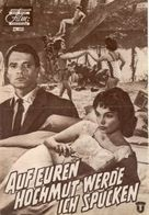 J'irai cracher sur vos tombes - German poster (xs thumbnail)