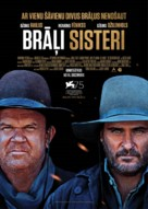 The Sisters Brothers - Latvian Movie Poster (xs thumbnail)
