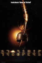 Starship Troopers - Movie Poster (xs thumbnail)