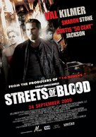 Streets of Blood - Thai Movie Poster (xs thumbnail)