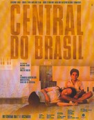 Central do Brasil - Italian Movie Poster (xs thumbnail)