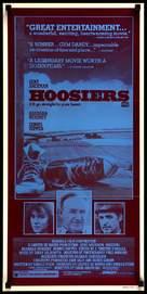 Hoosiers - Australian Movie Poster (xs thumbnail)