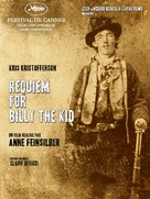 Requiem for Billy the Kid - French poster (xs thumbnail)