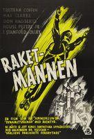 King of the Rocket Men - Swedish Movie Poster (xs thumbnail)