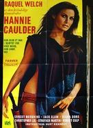 Hannie Caulder - Danish Movie Poster (xs thumbnail)