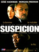 Under Suspicion - French Movie Poster (xs thumbnail)
